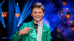 Finalisten Junior Songfestival 2020 bekend
